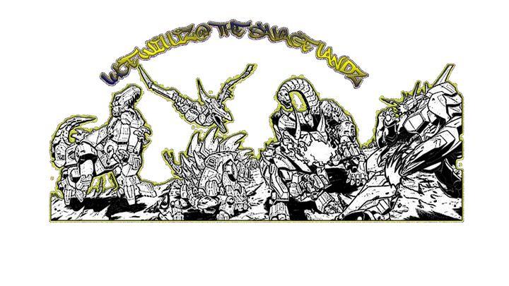 """The Savage Landz"" sketch by Mugshot - The Epic Mind Of MugshotOne"