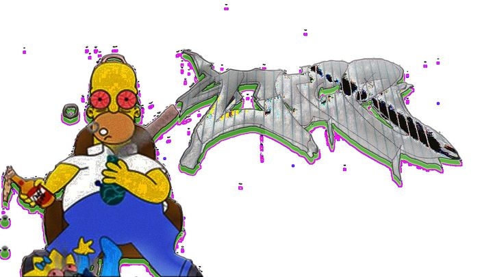 High Homer Luce - The Epic Mind Of MugshotOne