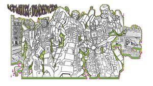 DinoBot City