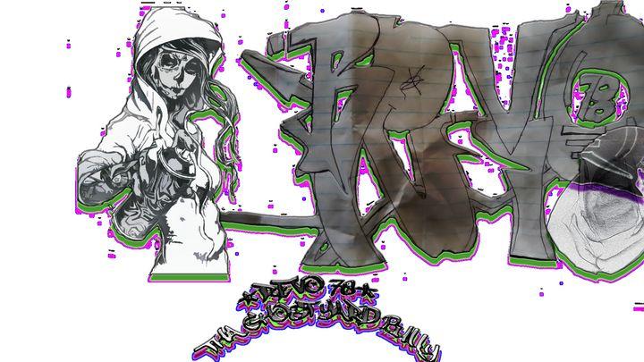 Ghost Yard Bulliez - The Epic Mind Of MugshotOne