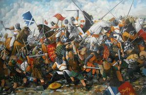 The Battle of Stirling Bridge - Massimiliano Bernardi