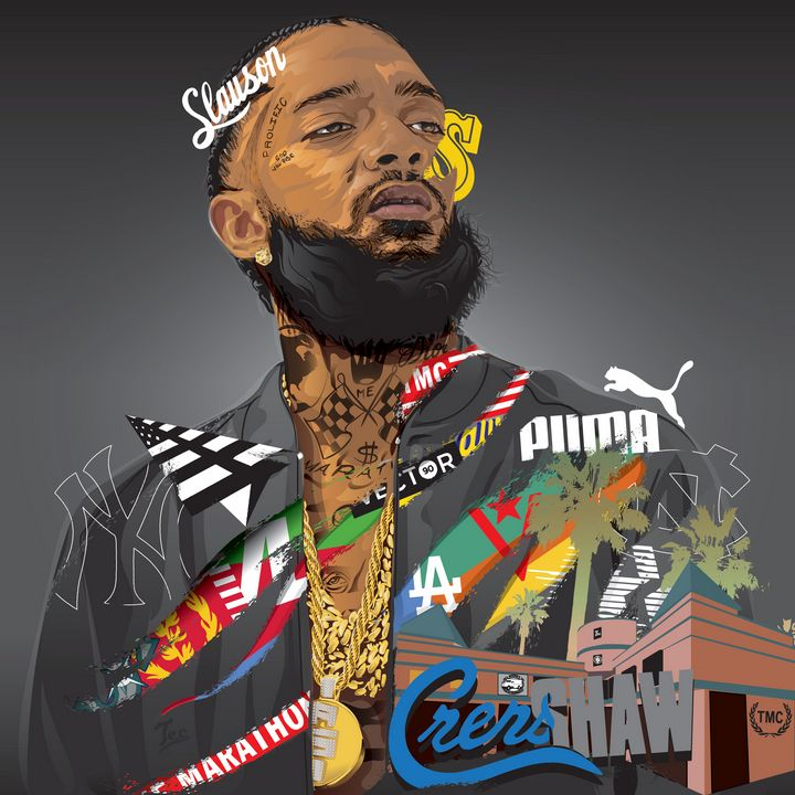 Nip Hussle The Great - Tecnificent