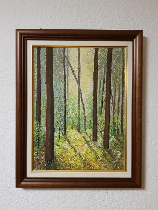 sunny trees - Erzad