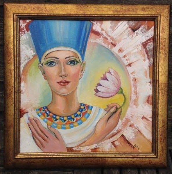 Nefertiti - Oksana