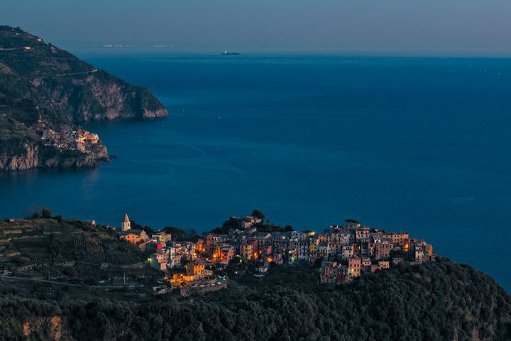 Corniglia and Manarola - Max Barattini | PHOTO