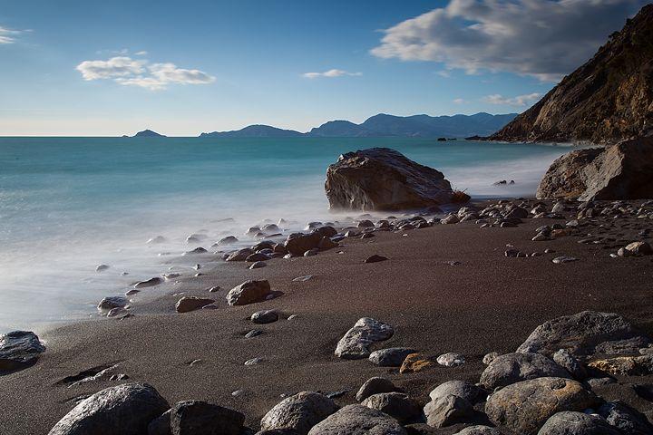 View of the Gulf - Max Barattini   PHOTO