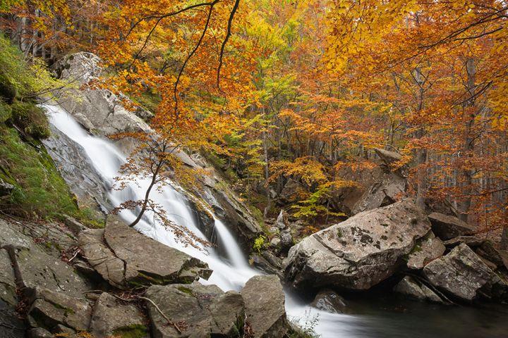 Waterfall - Max Barattini | PHOTO
