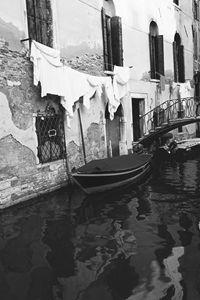 LAUNDRY in VENICE by Carla Pivonski