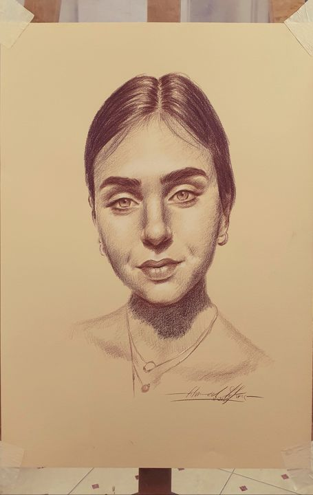 portrait - shokry gallery