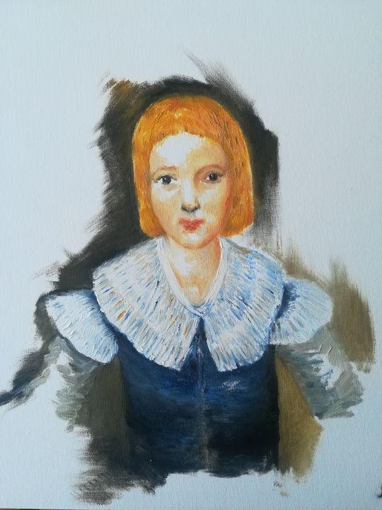Louis XVII - Sabine Faivre de Fombelle