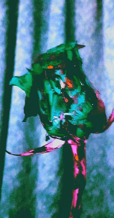 Neon Rose - StyleZ