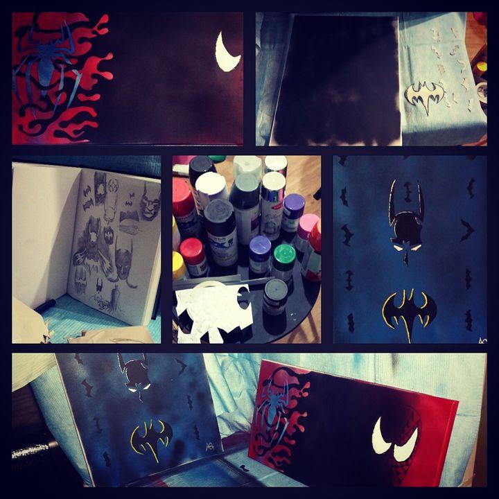 fan art night - AG Gallery