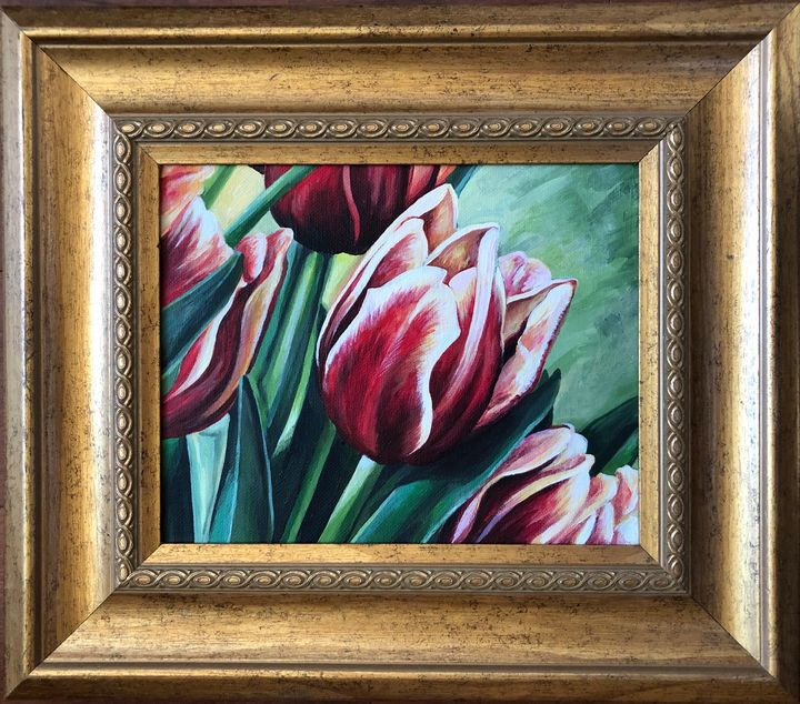 Tulips - Nan's Art Studio