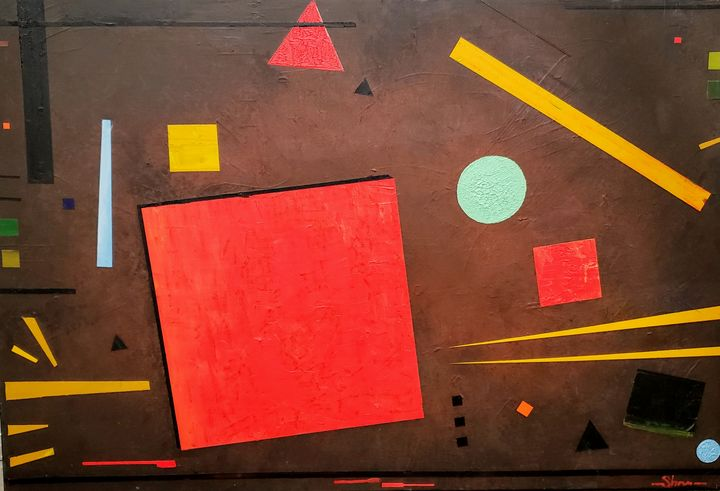 Balance Composition #1 - Sergei Shor