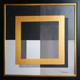 Squares Part 1 - Grey
