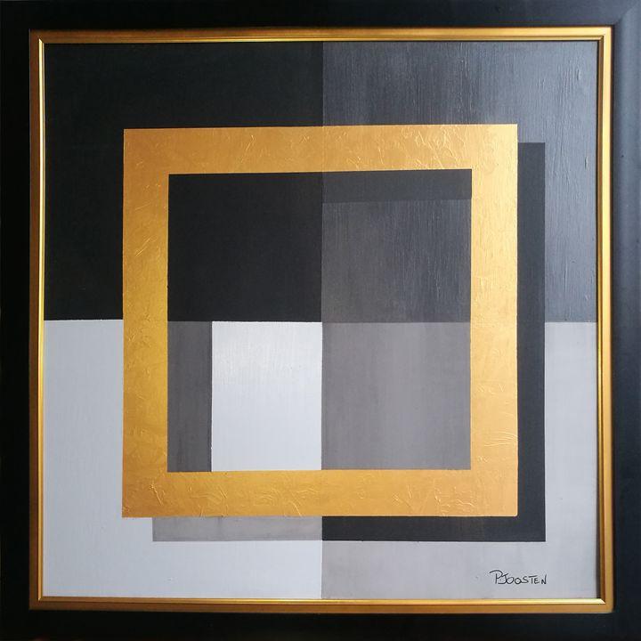 Squares Part 1 - Grey - Patrick Joosten