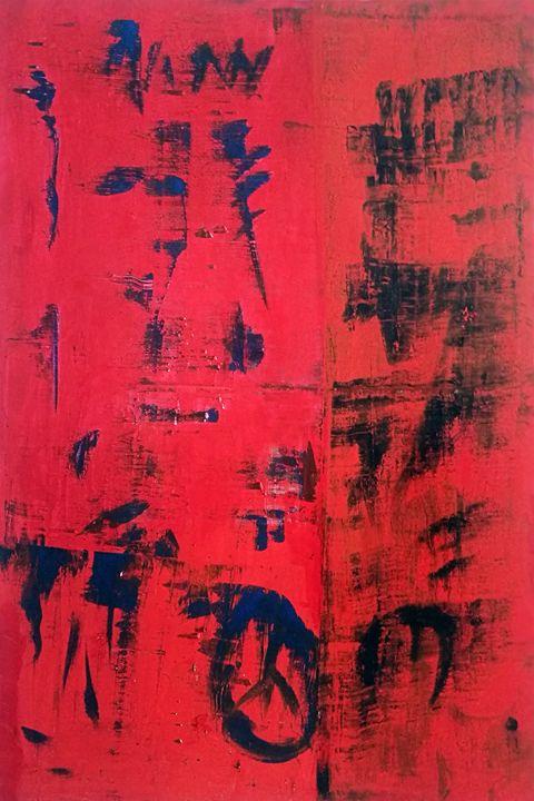 Variation - Rouge A217 - Patrick Joosten