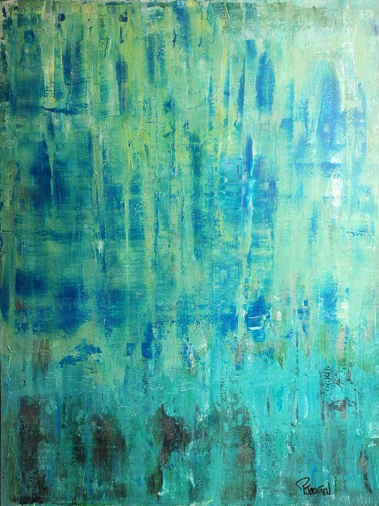 Emerald beads - Patrick Joosten