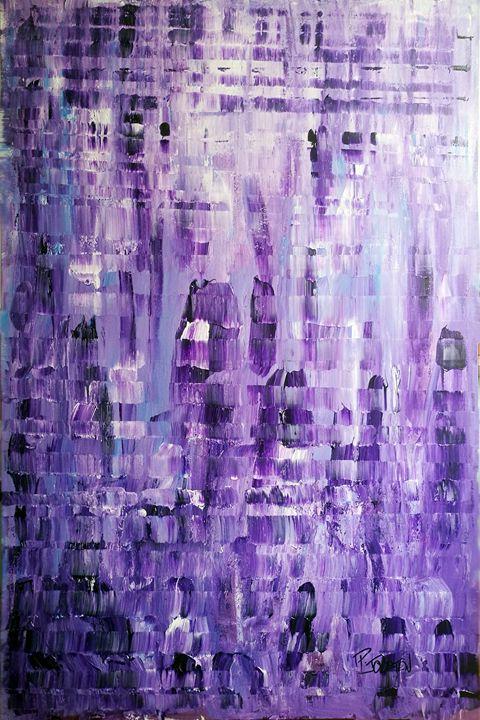 Purple rain - Patrick Joosten