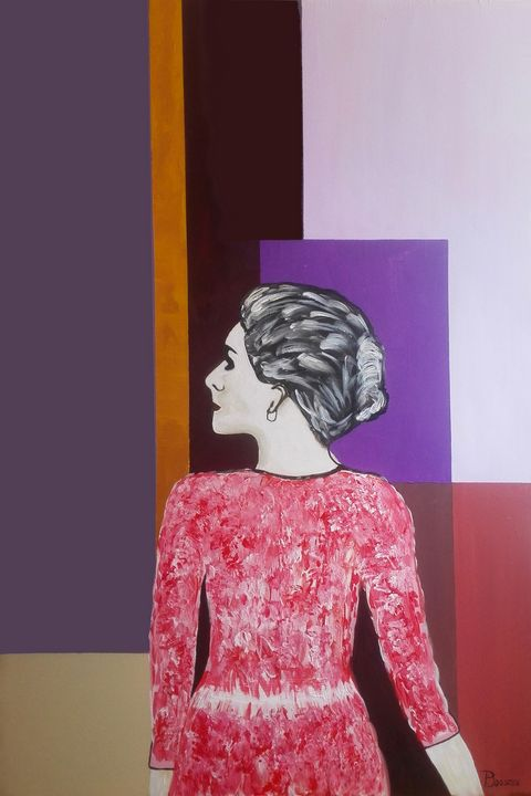 Lady in Pink - Patrick Joosten
