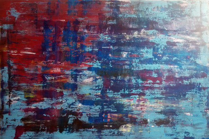 Bleu Cobalt - Patrick Joosten