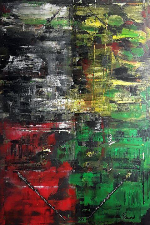 Variation chromatique - Patrick Joosten