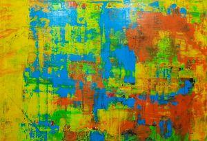 Etude en jaune - Patrick Joosten