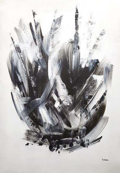Black and White Part II - Patrick Joosten