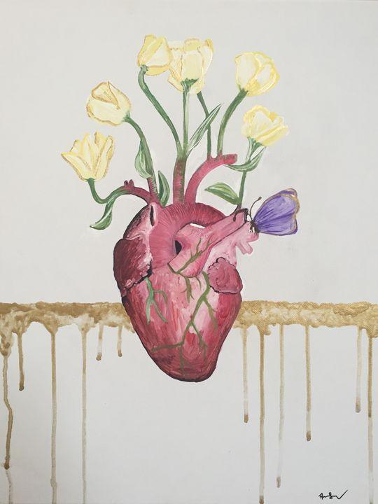 Blooming Heart - Anusha