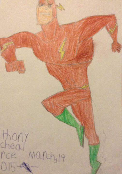 The Flash - Anthony's