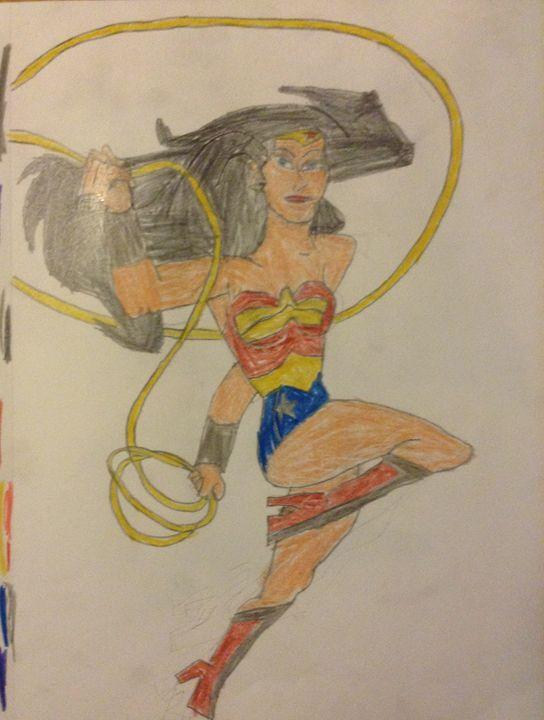 Wonder Woman - Anthony's