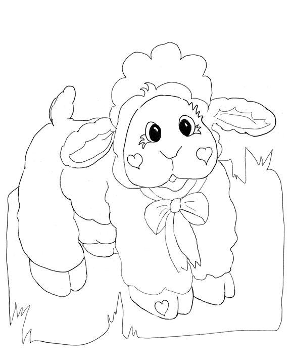 Lamb for Catherine - Paula Ray