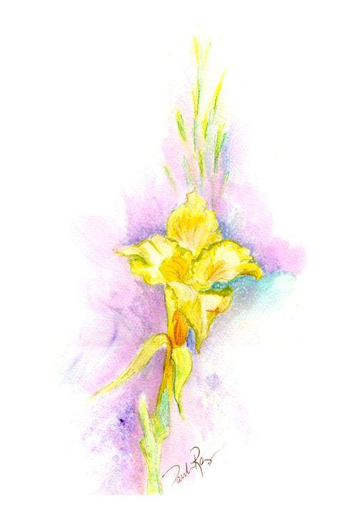 Yellow Glad - Paula Ray