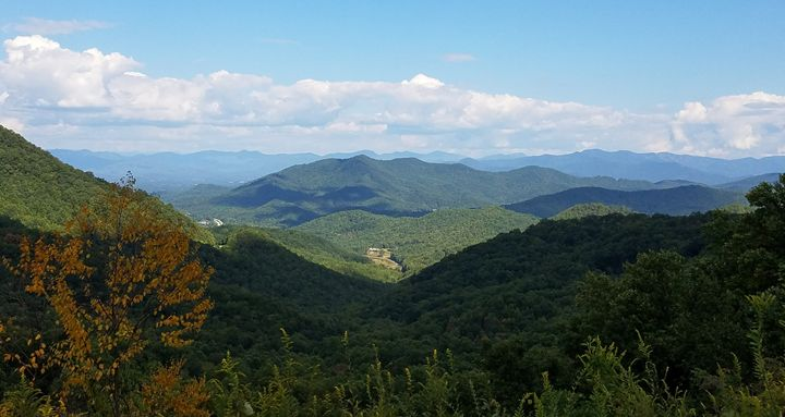 Mountain View - Paula Ray