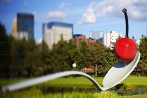 Minneapolis Spoonbridge and Cherry - Imagination