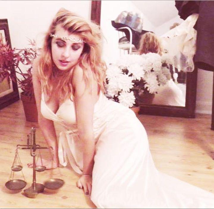 Libra - The Gypsy Cat