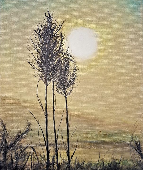 Landscape #14 - Elena Kovács