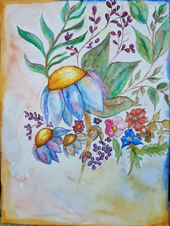 Flowers #35 - Elena Kovács