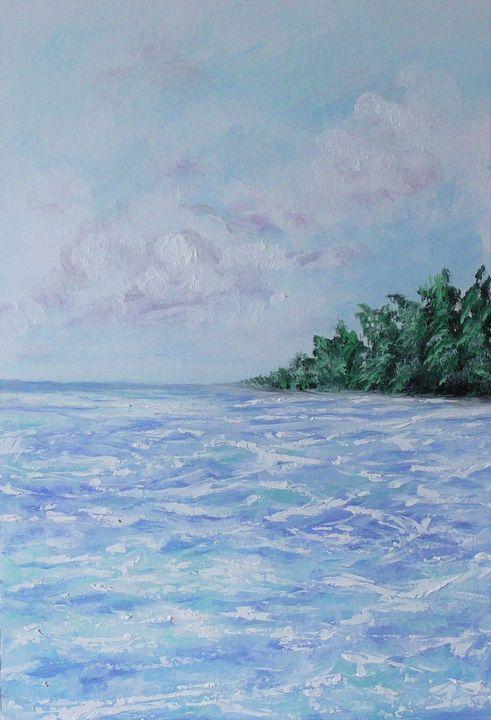 Seascape #50 - Elena Kovács