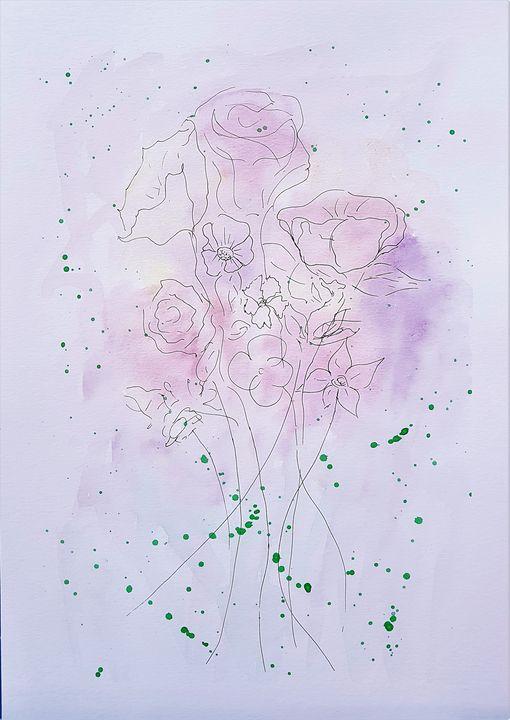 Flowers #56 - Elena Kovács
