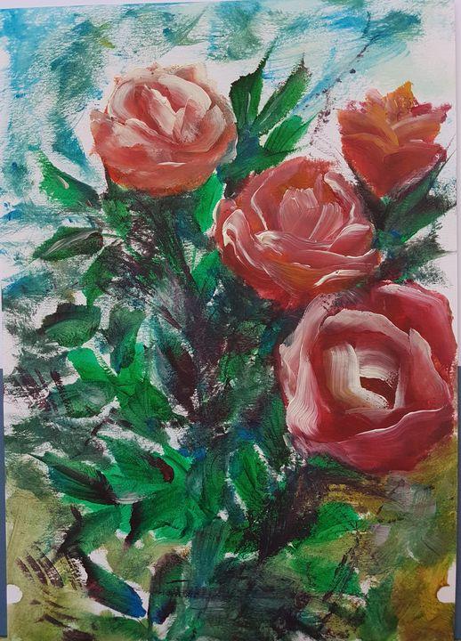 Roses #58 - Elena Kovács
