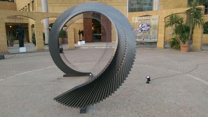 Modern Sculpture - Abdullatif Mohammed