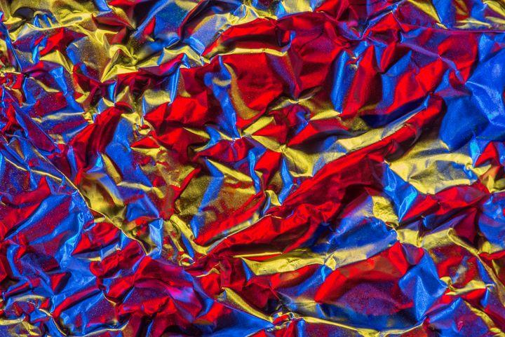Aluminium Foil - Philippe Monthoux