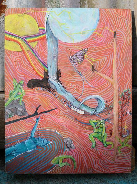 Holographic Kinetics - Kristen Sanderson Creations