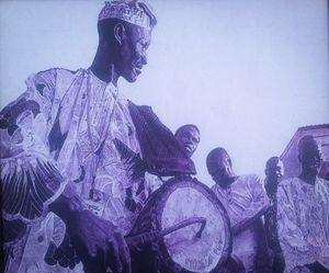 YORUBA CULTURAL GUNGUN IN NIGERIA