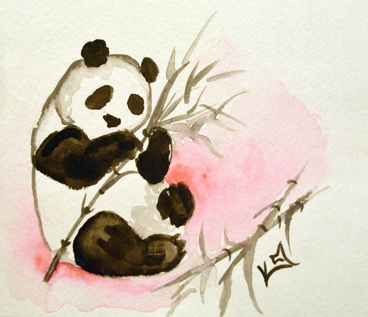 Panda - Itsredribbon