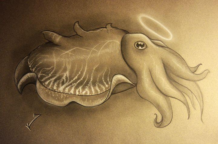 Cuttlefish - Itsredribbon