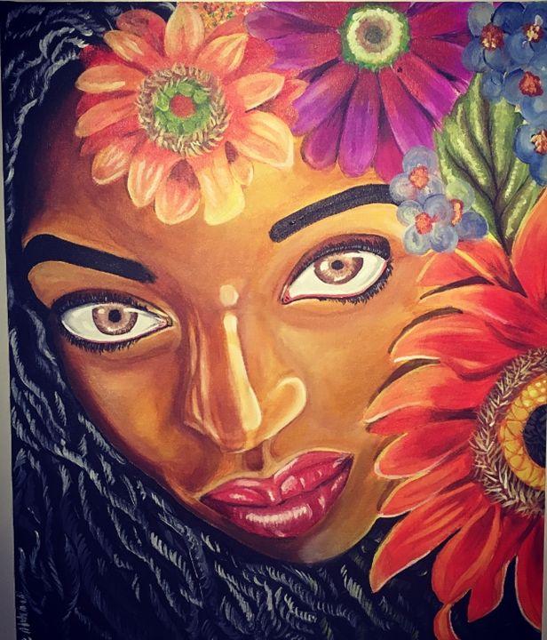 Sunflower 🌻 - DIANNA MITCHY