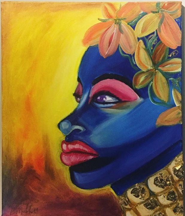 Blue royal - DIANNA MITCHY