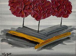 Abstract Horizon of Trees